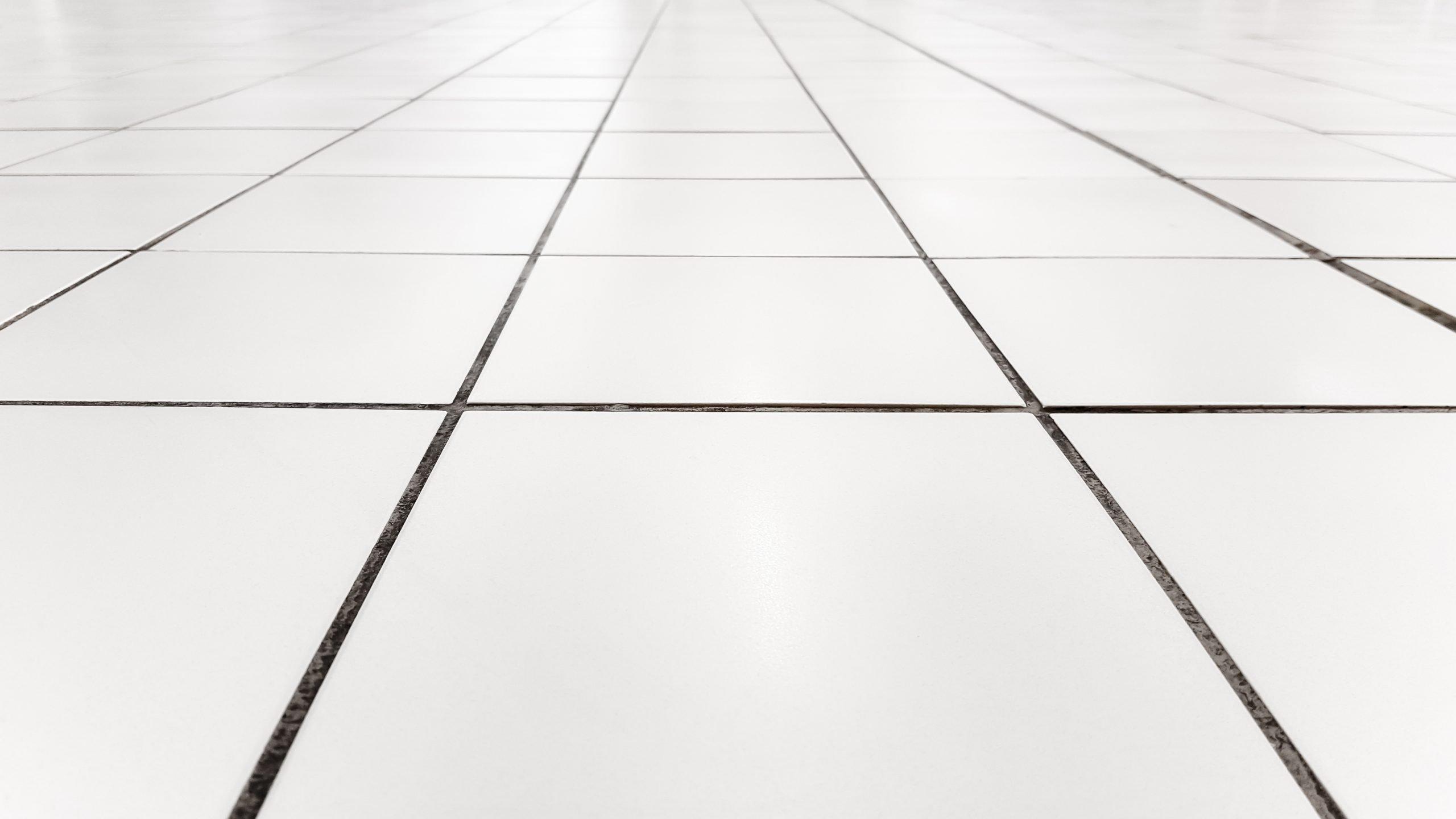 Tiles marble floor cleaning
